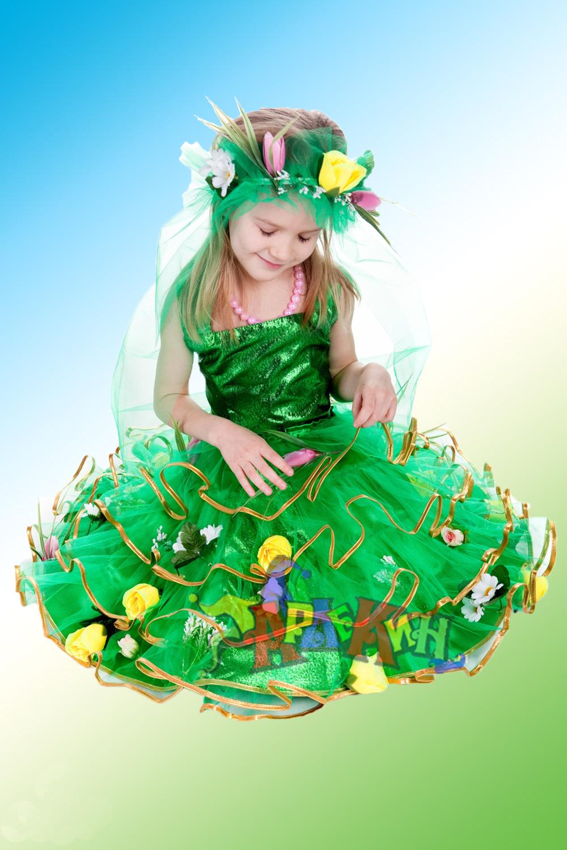 """Карнавальный костюм """"Весна с цветами"""" ― Карнавальные ... - photo#10"""